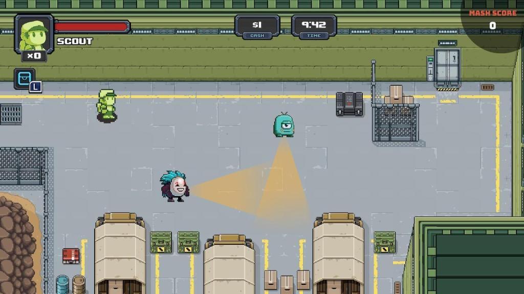 Изучай, комбинируй, играй - SuperMash в мае выйдет на Nintendo Switch 3