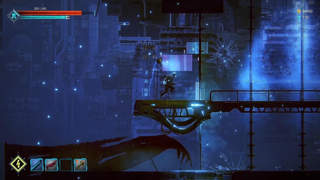«Держись на свету» - sci-fi экшен-платформер Dark Light анонсирован для Nintendo Switch 2