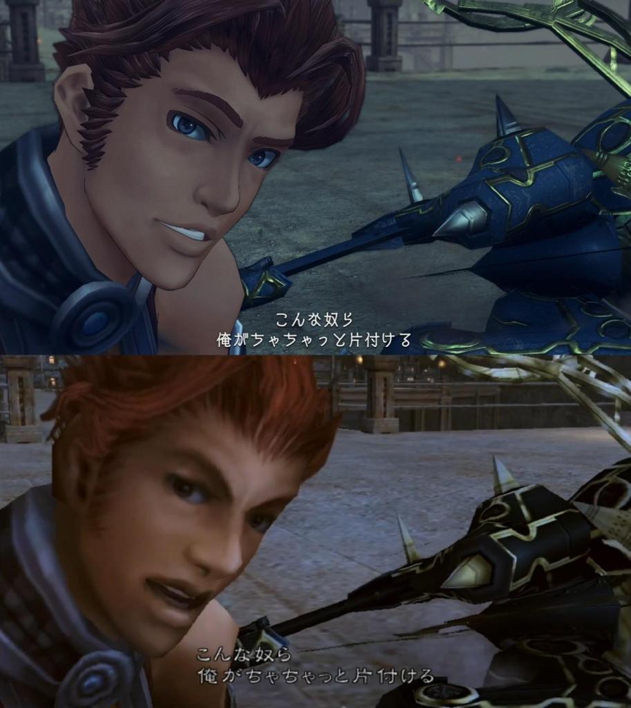 Тонна сравнительных скриншотов Xenoblade Chronicles: Definitive Edition 5