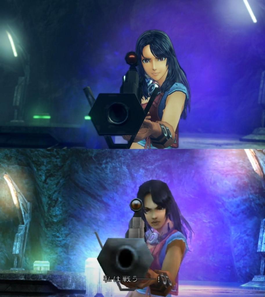 Тонна сравнительных скриншотов Xenoblade Chronicles: Definitive Edition 9
