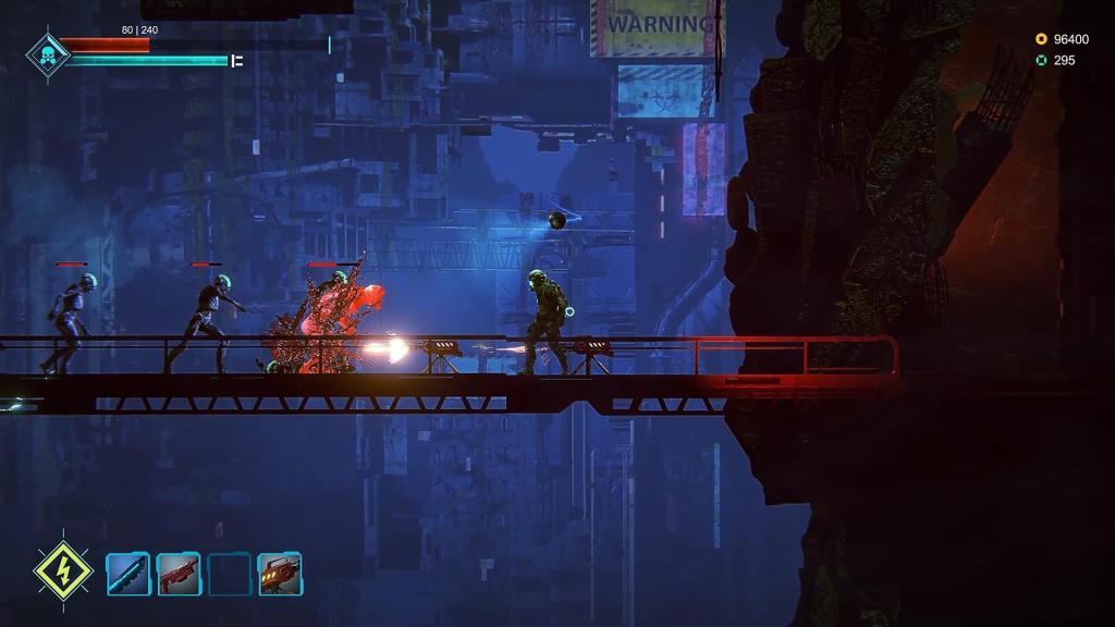 «Держись на свету» - sci-fi экшен-платформер Dark Light анонсирован для Nintendo Switch 3