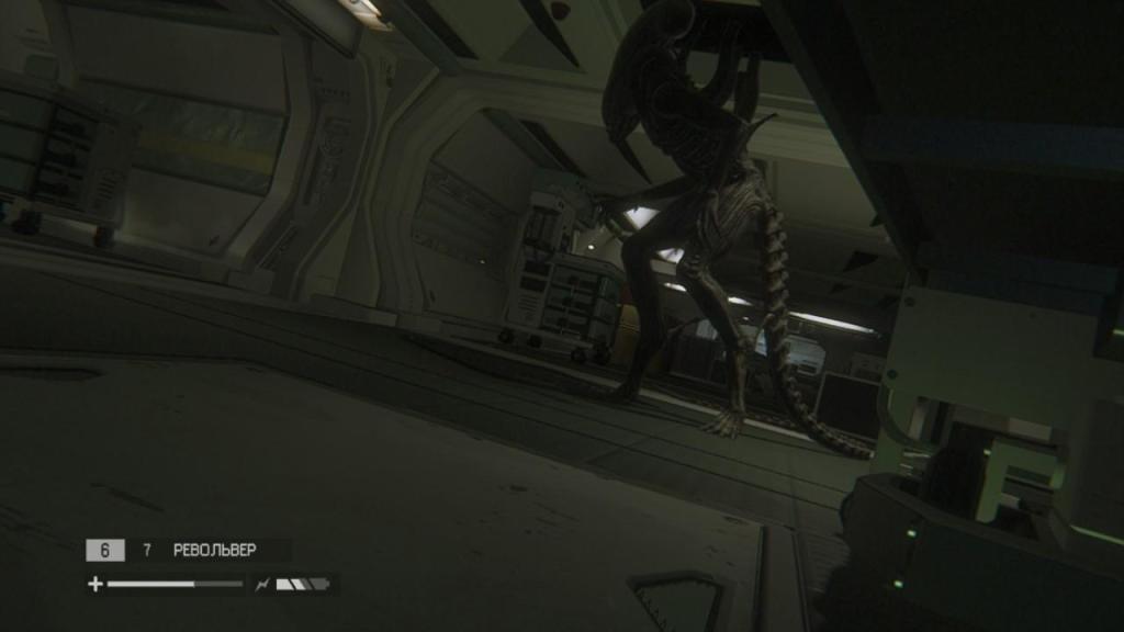 Alien: Isolation - Тише ходишь, дольше дышишь 29