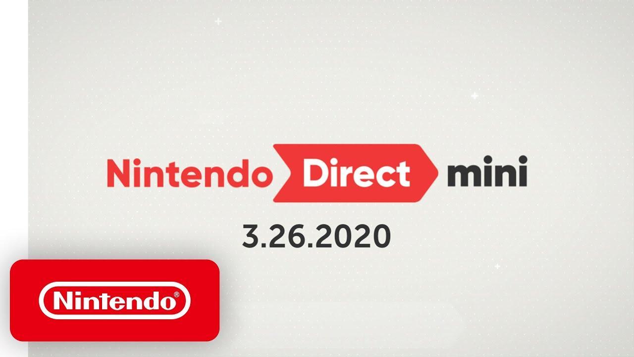 Nintendo выпустила Nintendo Direct Mini 9