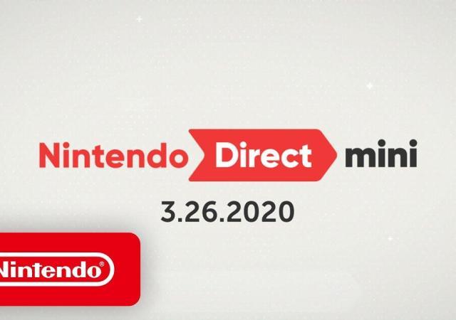 Стрим: Обсуждаем Nintendo Direct Mini и все анонсированные проекты 10