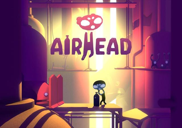 Вы потеряете голову - анонс метроидвании Airhead для Nintendo Switch 25