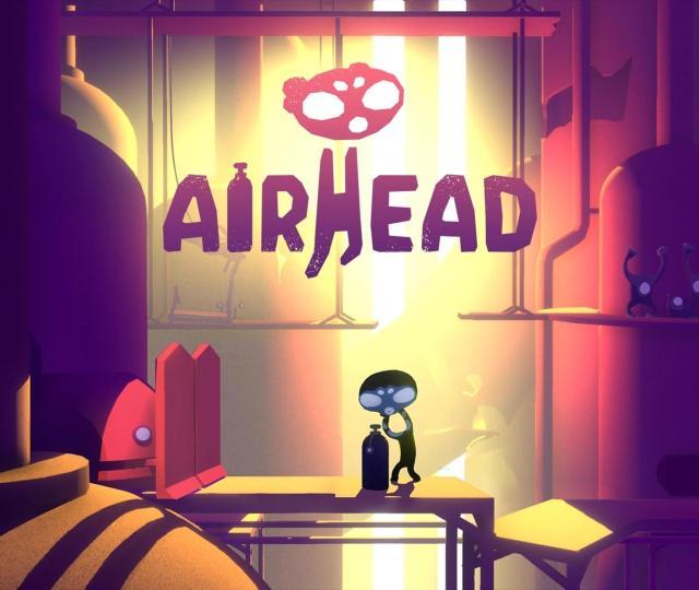 Вы потеряете голову - анонс метроидвании Airhead для Nintendo Switch 20