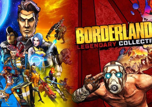 Borderlands Legendary Collection - первые подробности Switch-версии 23