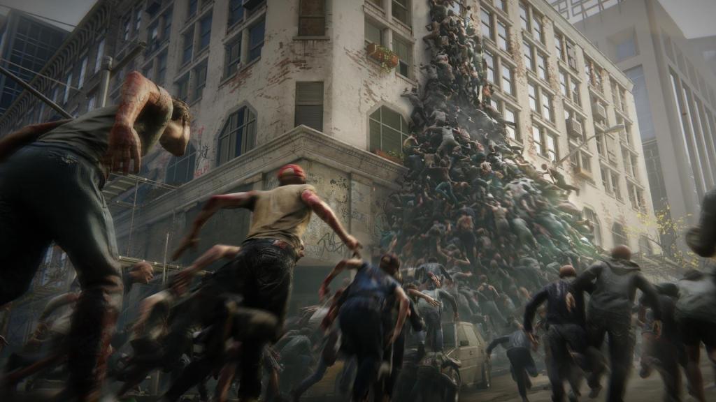 Толпы зомби грядут на портатив - Saber Interactive анонсировали World War Z для Nintendo Switch 2