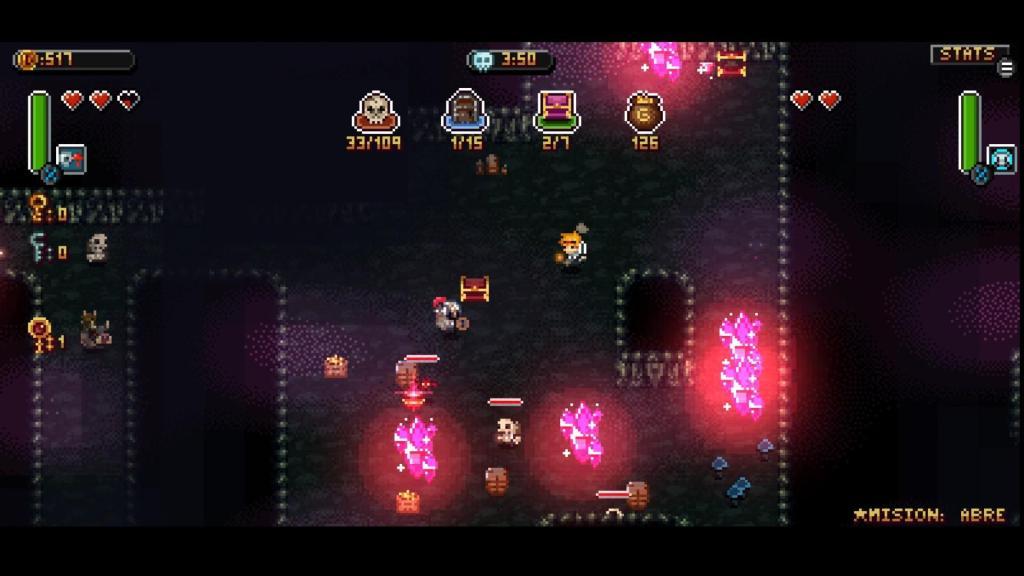 Анонс рогалика Demon's Tier+, пиксели, подземелья и RPG элементы в придачу 2