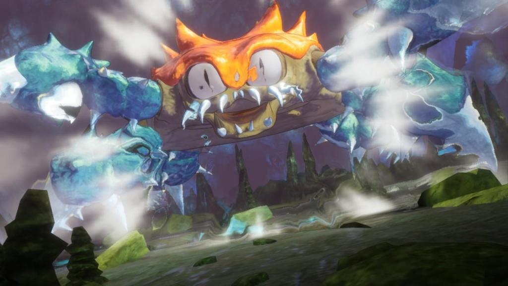 Trials of Mana - Меч бесконечности 8