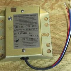 Prestolite Aircraft Alternator Wiring Diagram 91 Civic Fuse Box Lamar Dgr6 1 27 Images