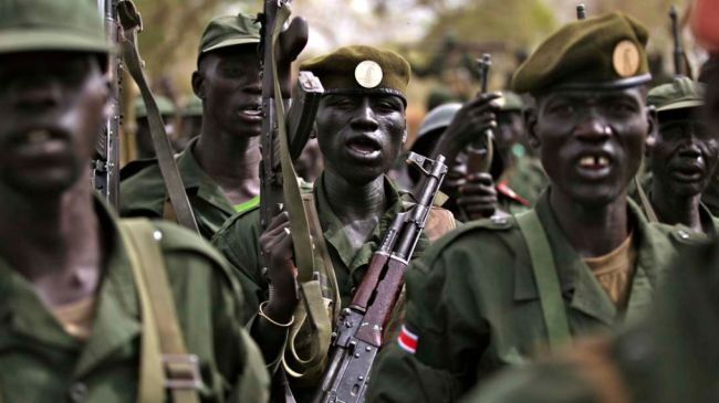 Image result for Bentiu army