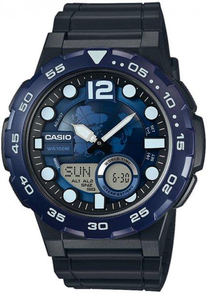 Casio AEQ-100W-2AVEF - zegarek.net