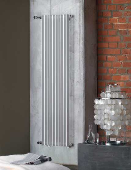 Product catalogue for individual decorative radiators