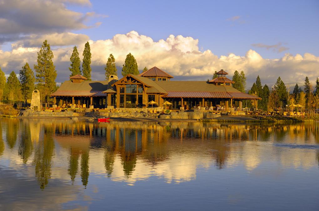 Caldera Springs Lake House  Pool  Zehren  Associates