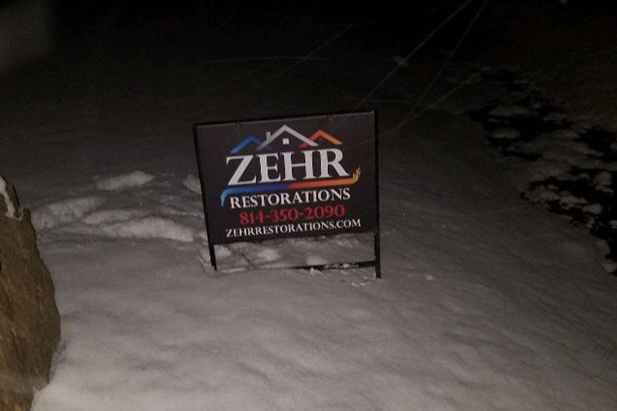 water damage restoration Archives  Zehr Restorations
