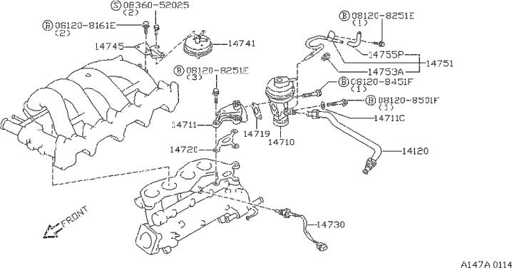 [DIAGRAM] 1991 Nissan Stanza Engine Diagram FULL Version