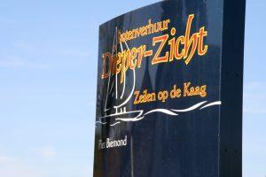 watersport verhuur zeilboot