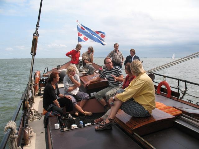 zeilweekend IJsselmeer, Beurtveer