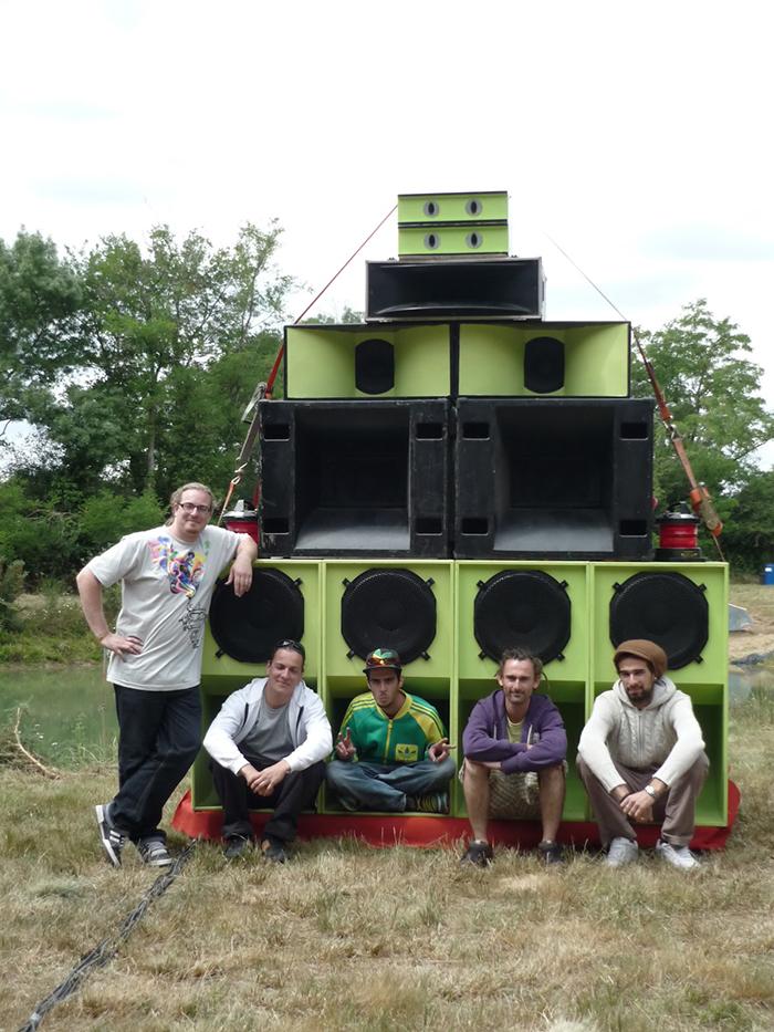Musically Mad Sound System