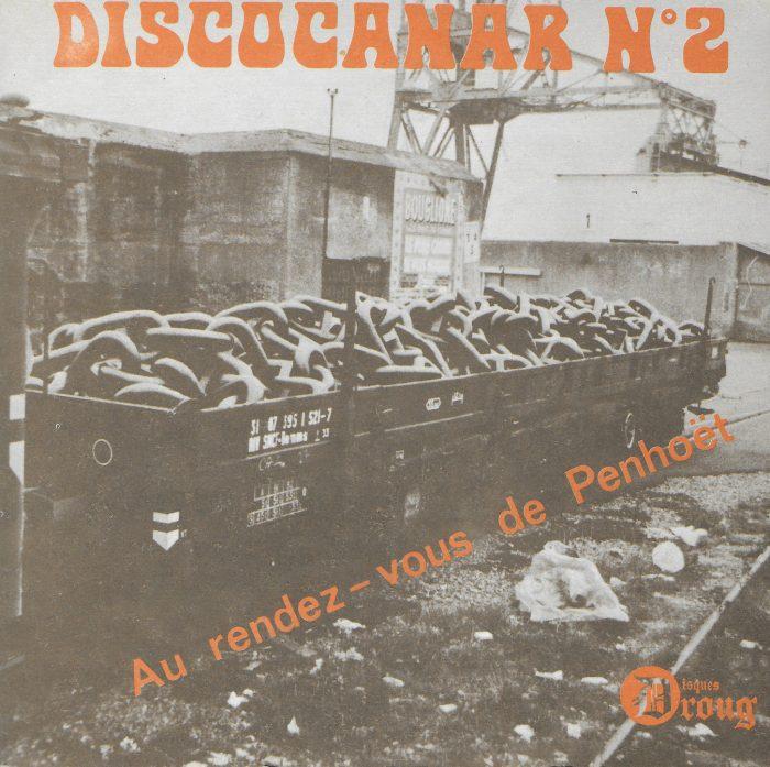 Discocanar N°2 / Au rendez-vous de Penhoët