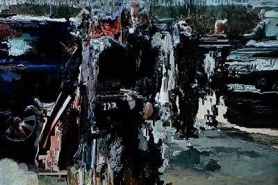 Wolfgang Ahrens Glitch Art 10 2018
