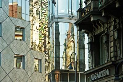 Wolfgang Ahrens Haas-Haus Wien, 2008