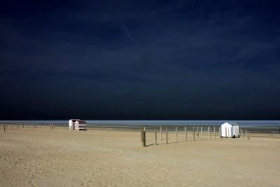 Wolfgang Ahrens Strand von De Panne, Belgien, 2014