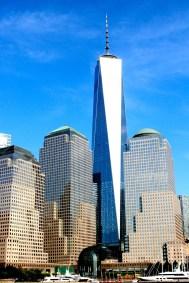 Tommy Pützstück, World Trade Center mit Freedom Tower,New York