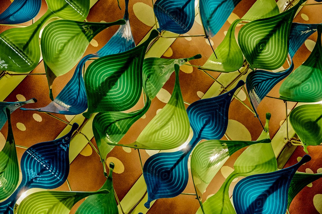 Architekturfotografie Farbe