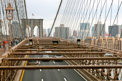 Tommy Pützstück Brücke NY