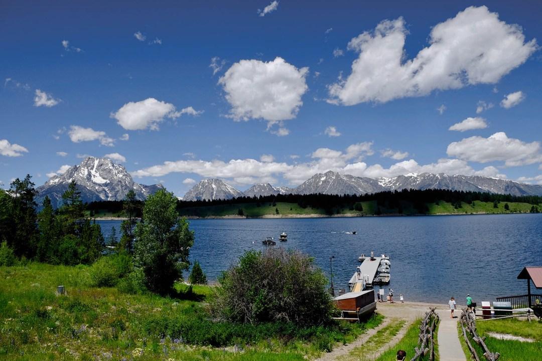 Tommy Pützstück Grand Teton National Park 2018