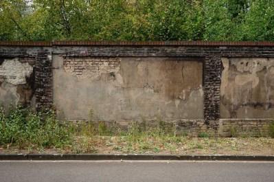 Wolfgang Ahrens The Wall IV 2019