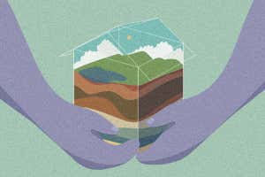 How geology can help steer us to a more sustainable future