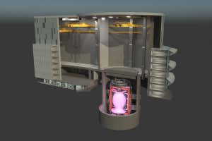 UK takes step towards world's first nuclear fusion power station