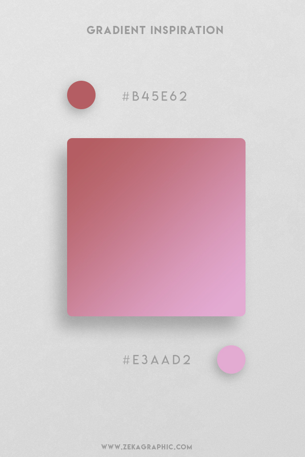 1 Matrix Light Orquid Beautiful Color Gradient Inspiration Design