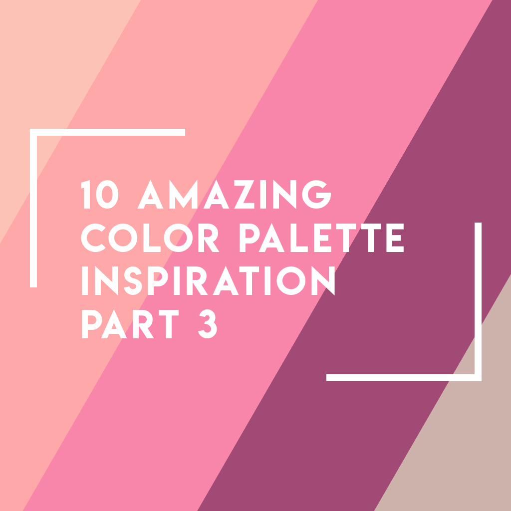 10 Amazing Color Palette Inspiration For Graphic Design and Branding