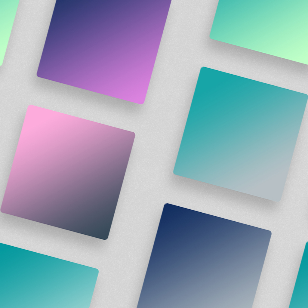 16 Beautiful Color Gradient Inspiration For Graphic Design