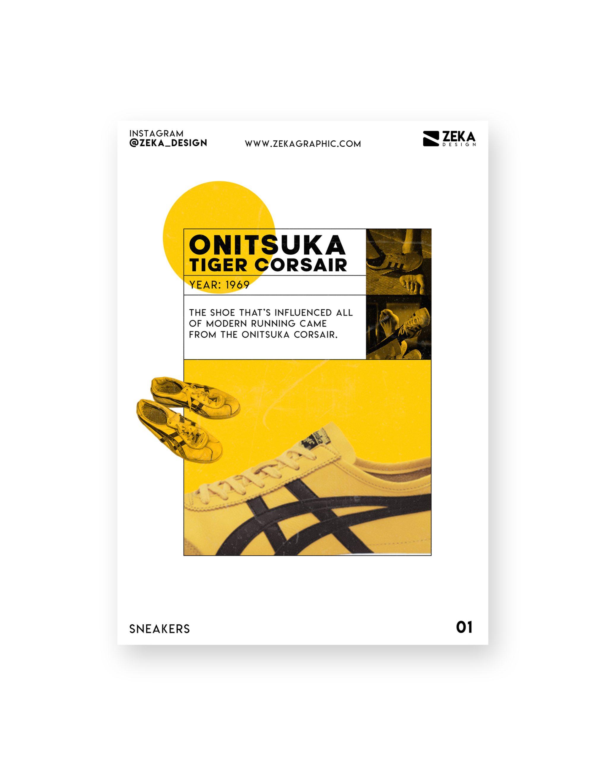 2020 Sneakers Poster Design 01 M
