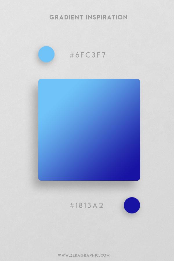 7 Malibu Torea Bay Beautiful Color Gradient Inspiration Design