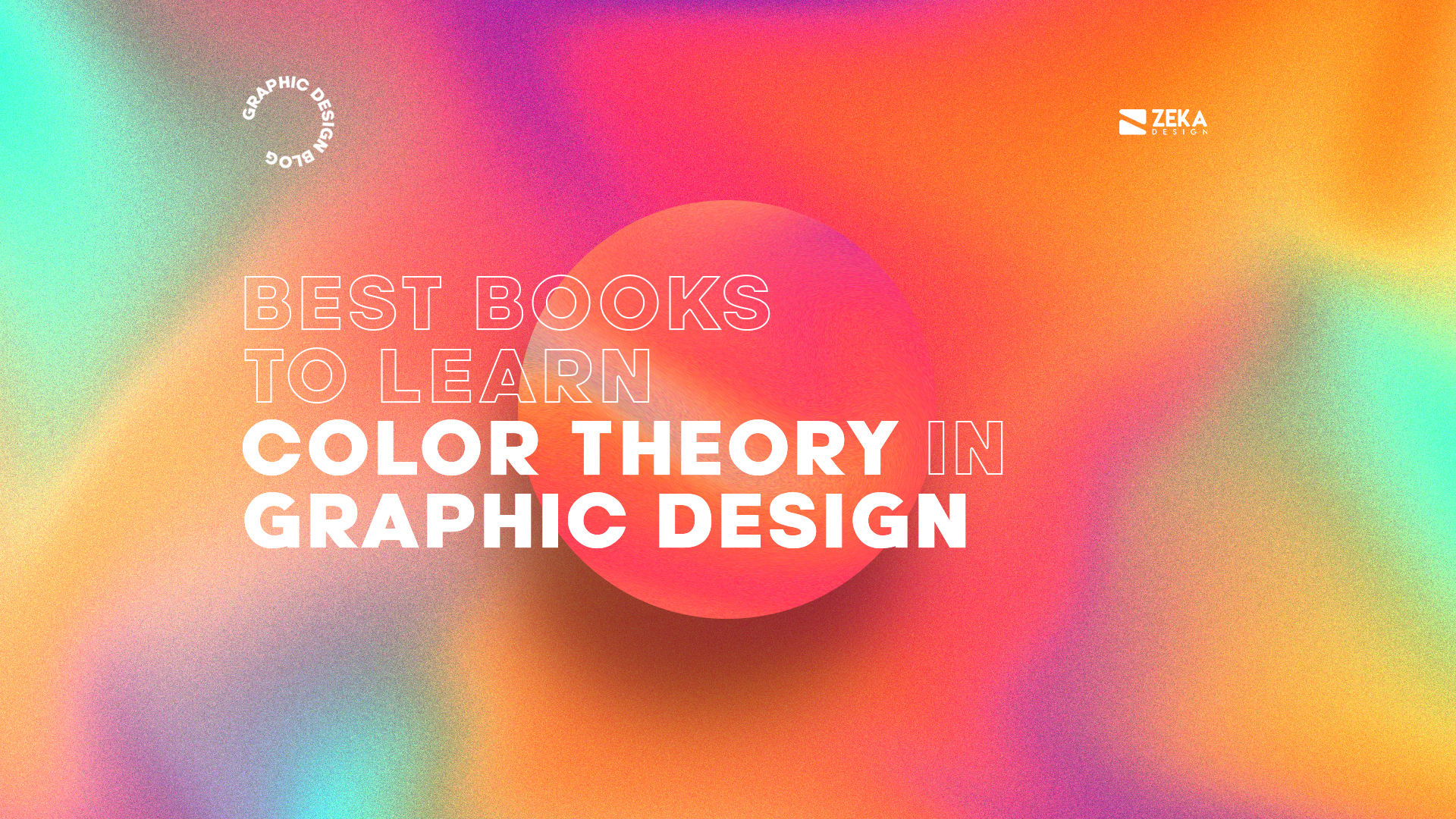 9 Best Color Theory Books in Graphic Design