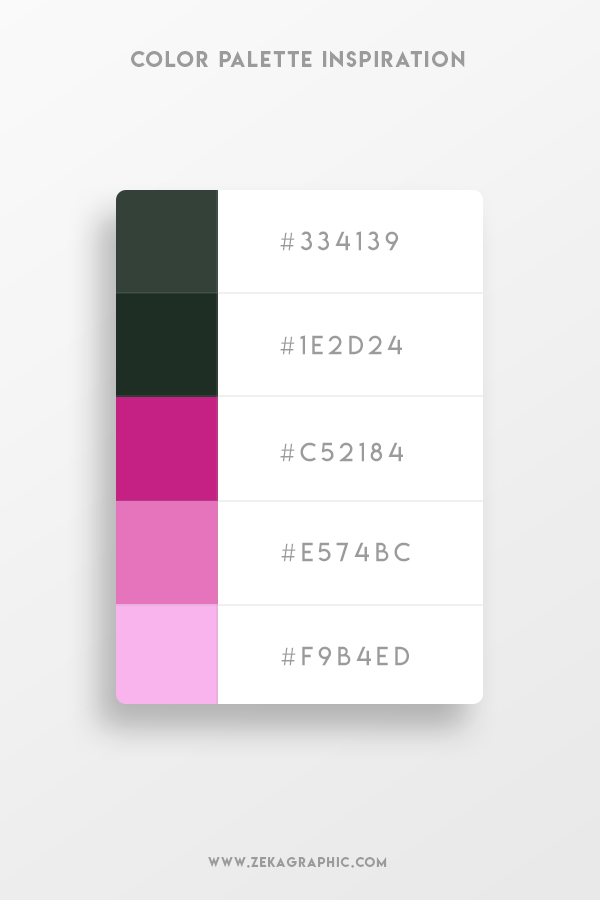 Color Palette Design Inspiration Graphic Design 4