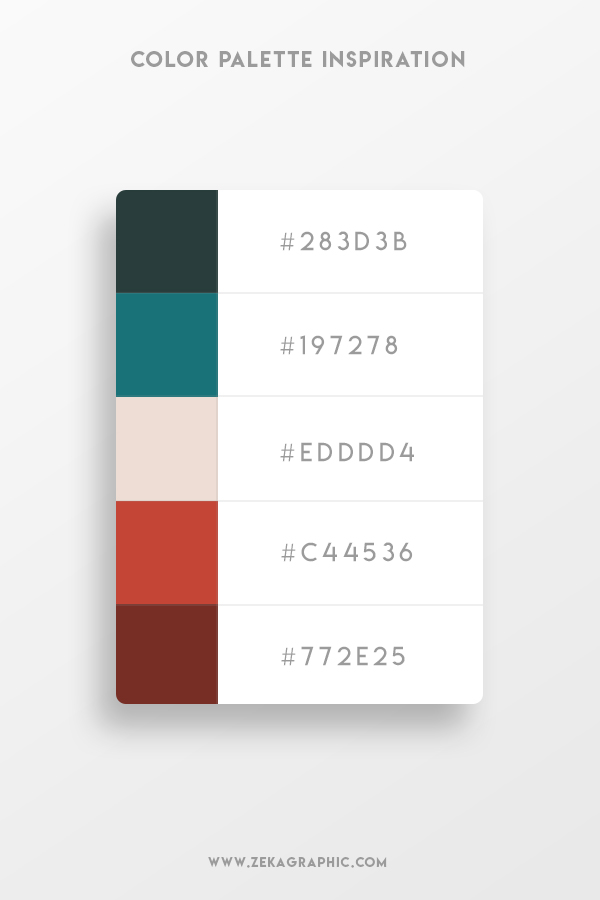 Color Palette Design Inspiration Graphic Design 5