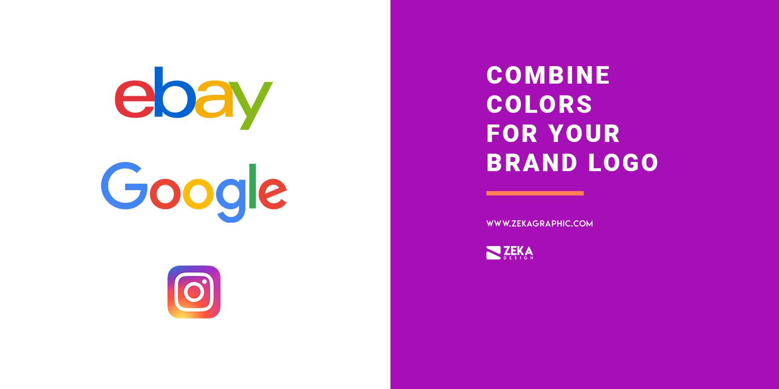 Combine Colors in Logo Design Guide