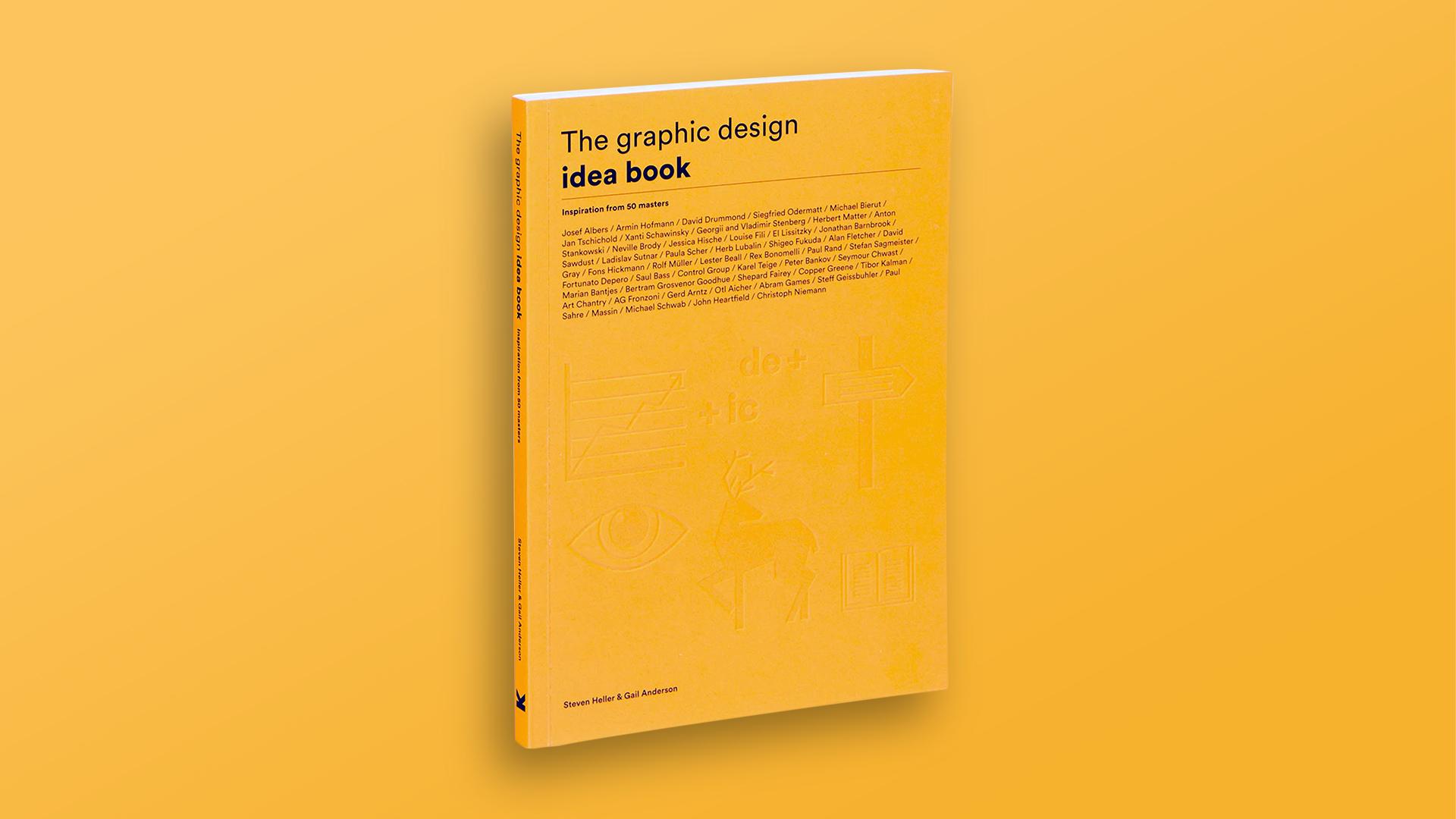 Graphic Design Idea Book Best Design Books