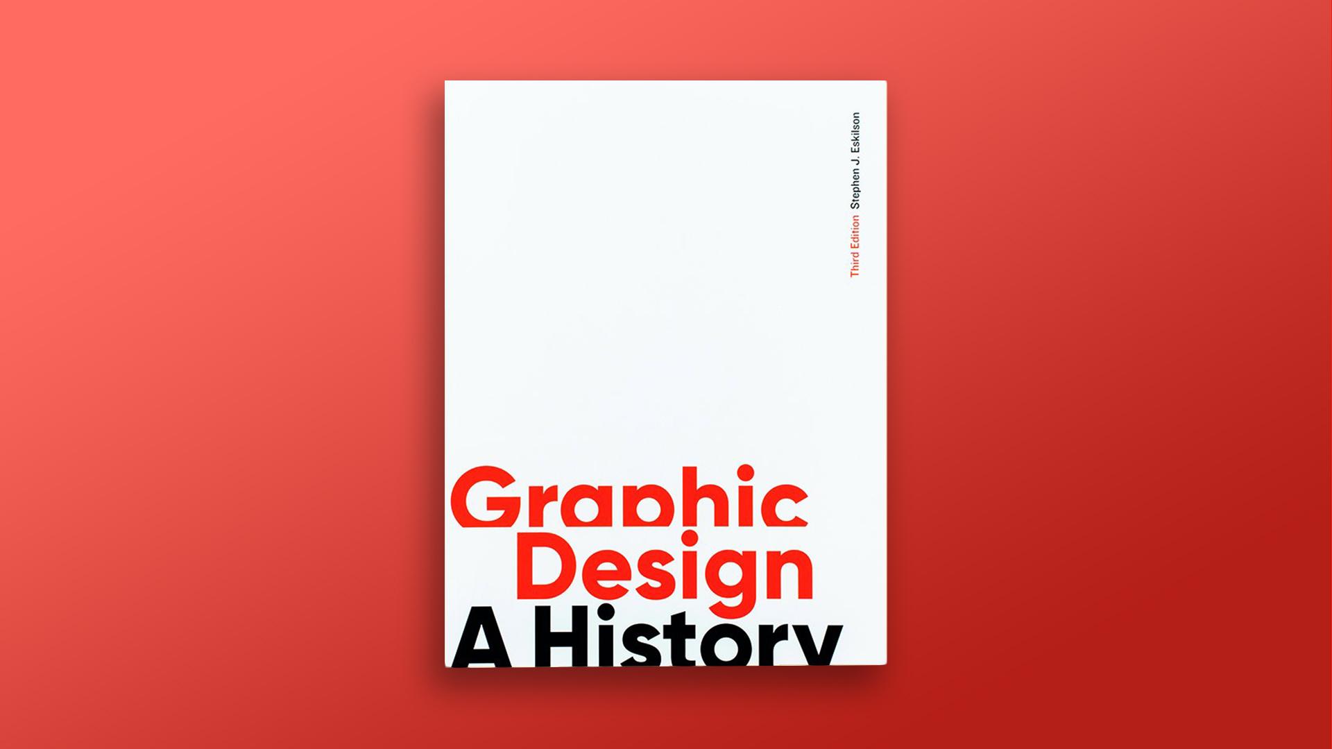 Graphic Design a history Best Graphic Design Books