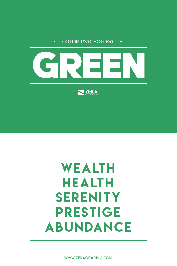 Green Color Meaning Graphic Design in Color Theory Guide