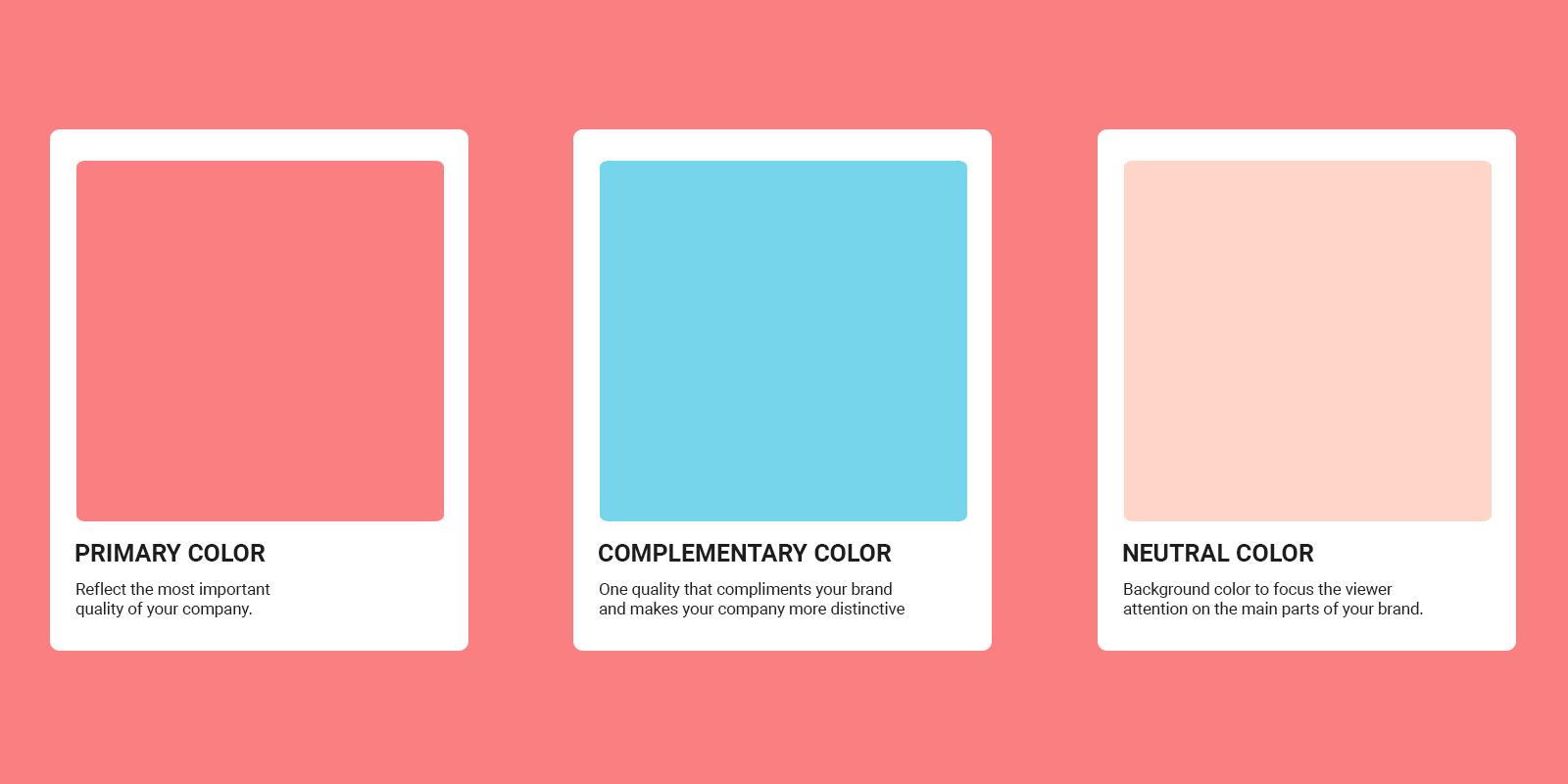 How To Choose brand color palette Formula