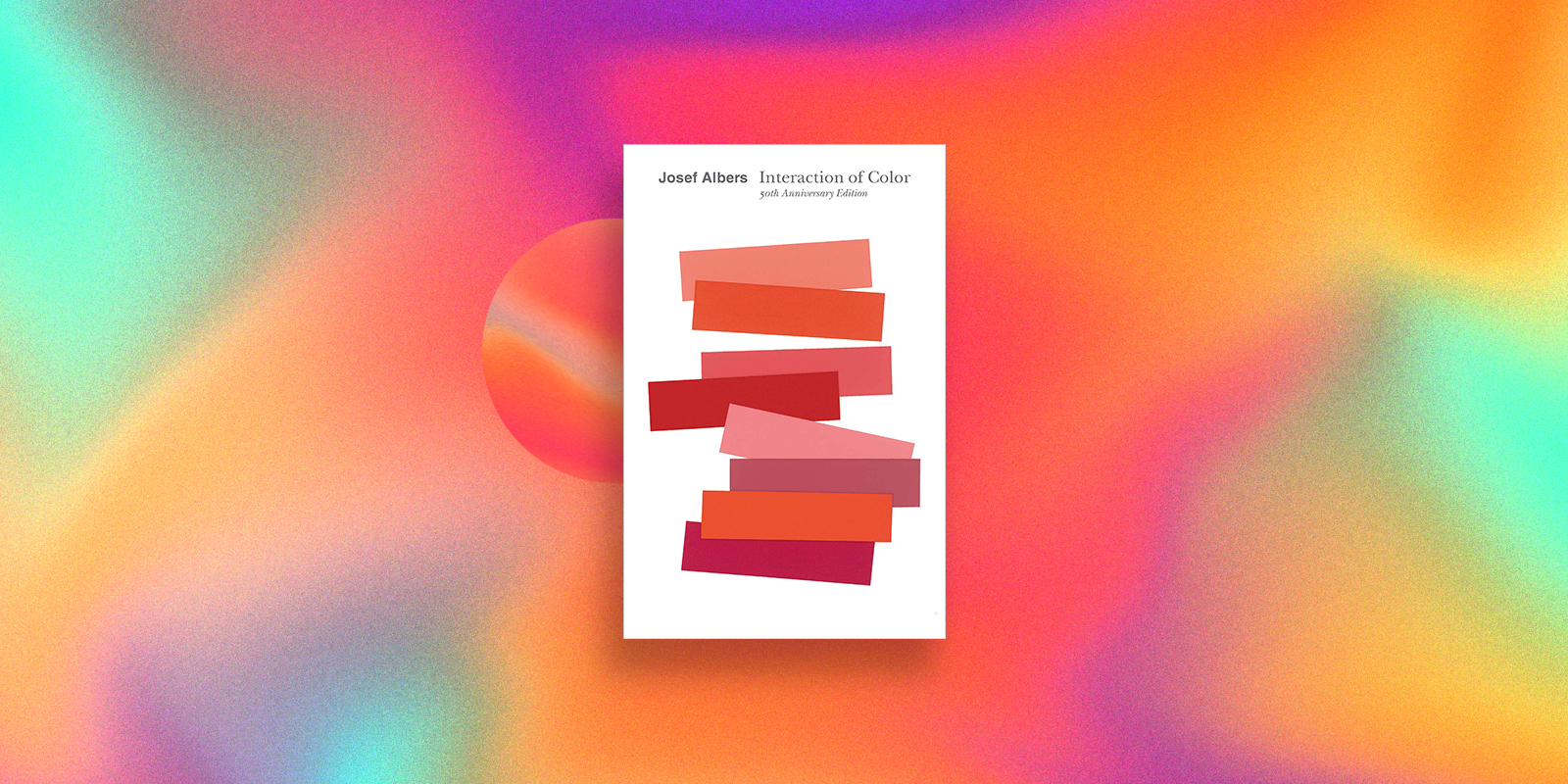 Interaction of Color by Josef Albers Best Color Theory Books