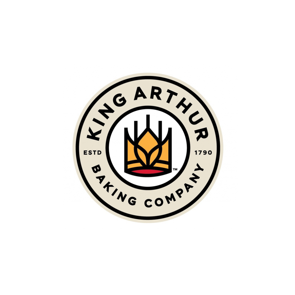 Logo Design Trends 2021 Modernized Symbolism King Arthur Baking